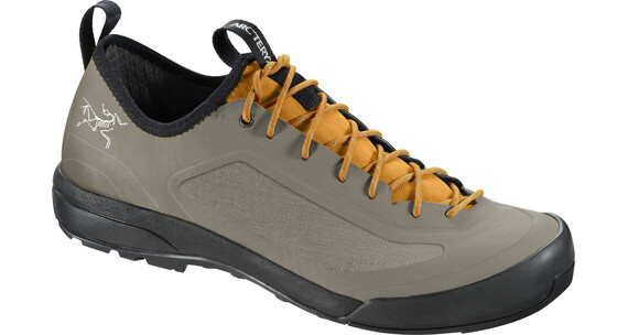 Arc'teryx M's Acrux SL Approach Shoes Greystone/Amber